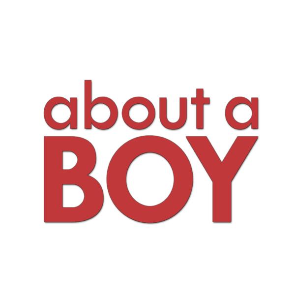 About A Boy tv logo