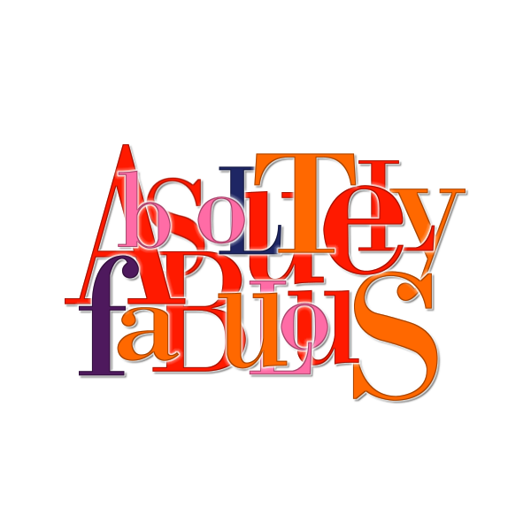 Absolutely Fabulous tv logo