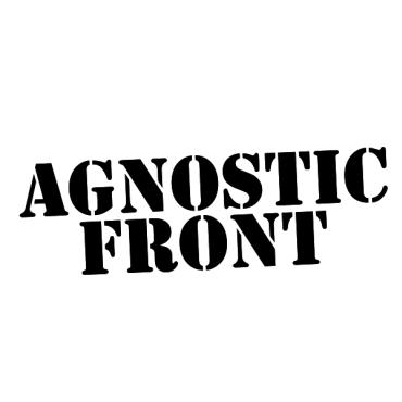 Agnostic Front music logo