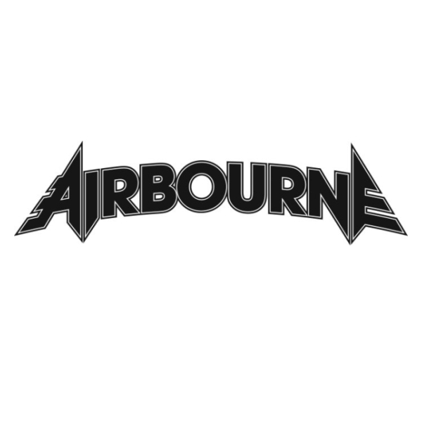 Airbourne music logo