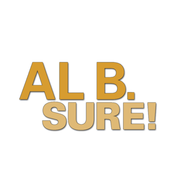 Al B. Sure music logo
