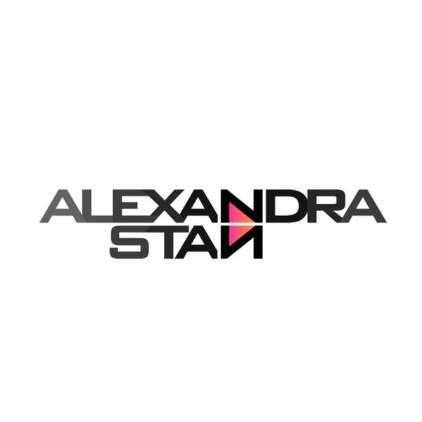 Alexandra Stan music logo