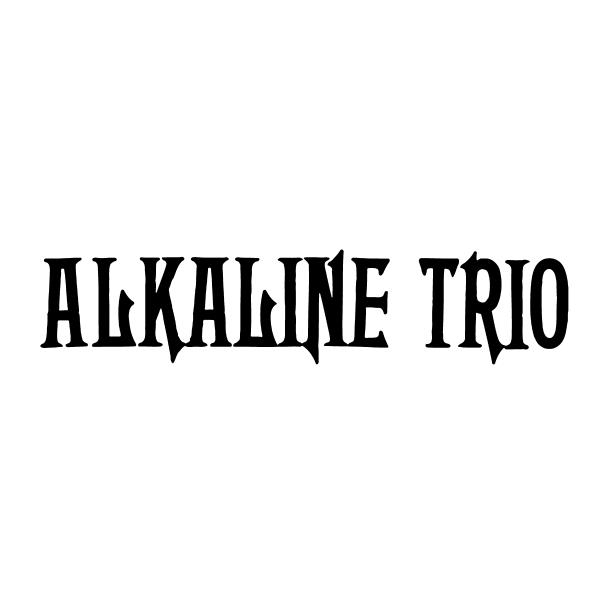Alkaline Trio music logo
