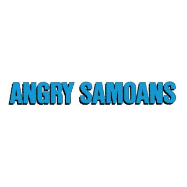 Angry Samoans music logo