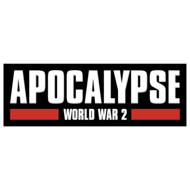 Apocalypse The Second World War tv logo