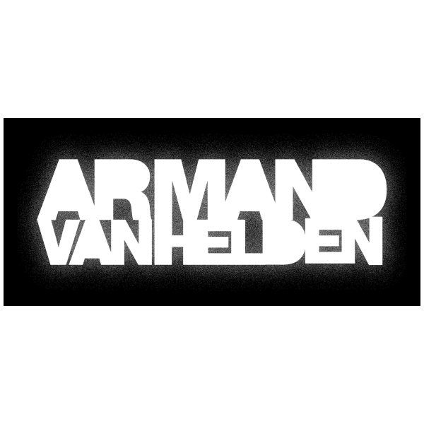 Armand van Helden music logo