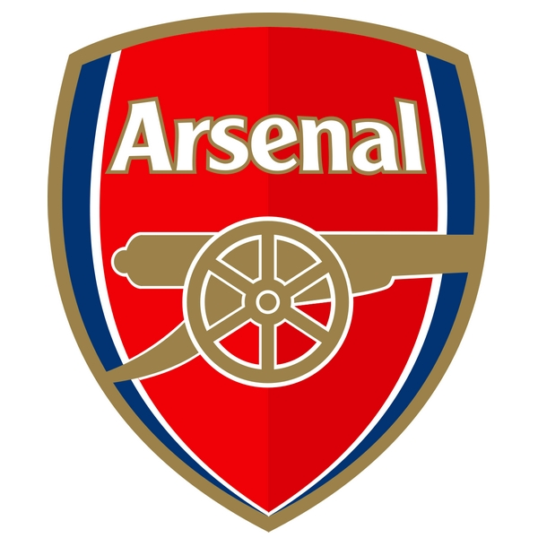 What's the font used for Arsenal F.C. logo?