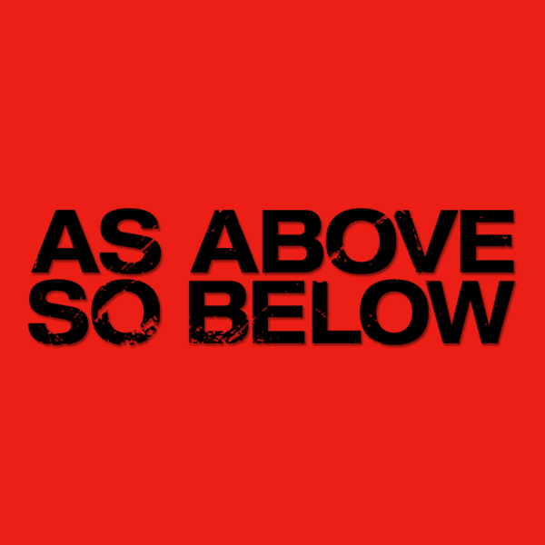 As Above, So Below  movie logo