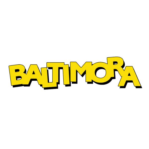 Baltimora music logo