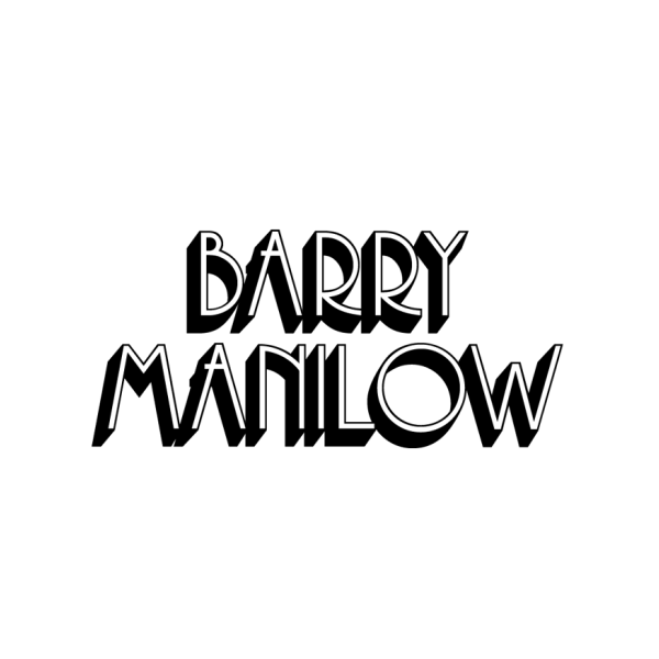 Barry Manilow music logo
