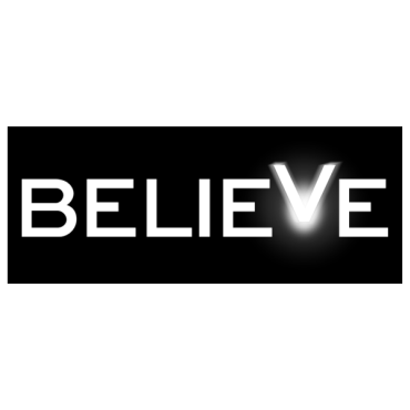 Believe TV logo