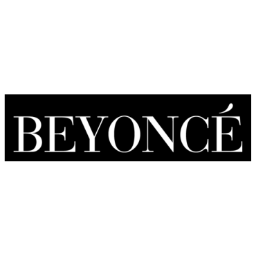 Beyonce music logo