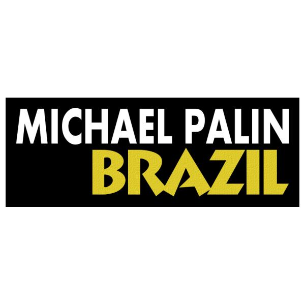 Brazil with Michael Palin TV logo