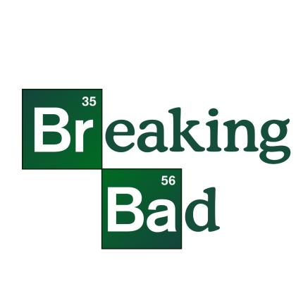 Breaking bad tv logo