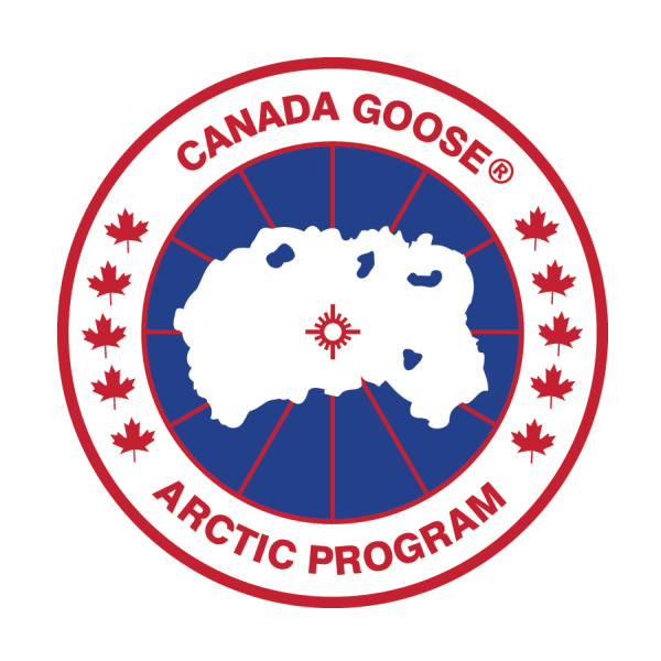 canada goose logo font