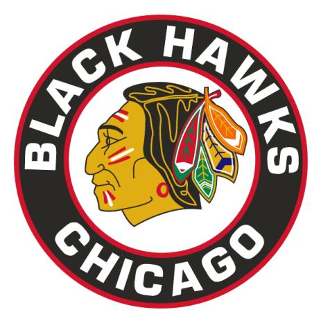 Chicago Blackhawks 1955