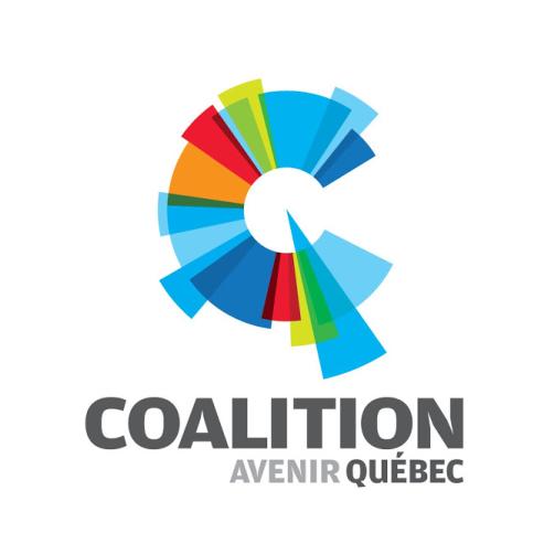 Coalition Avenir Quebec Logo