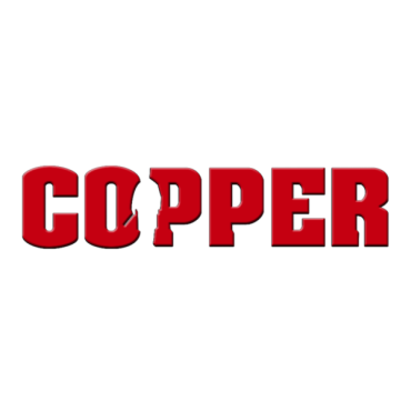 Copper tv logo