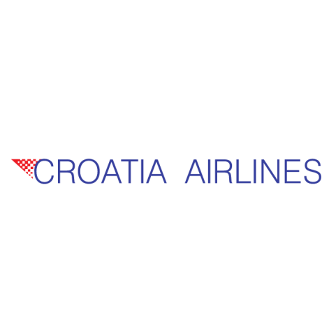 Croatia Airlines Font Delta Fonts