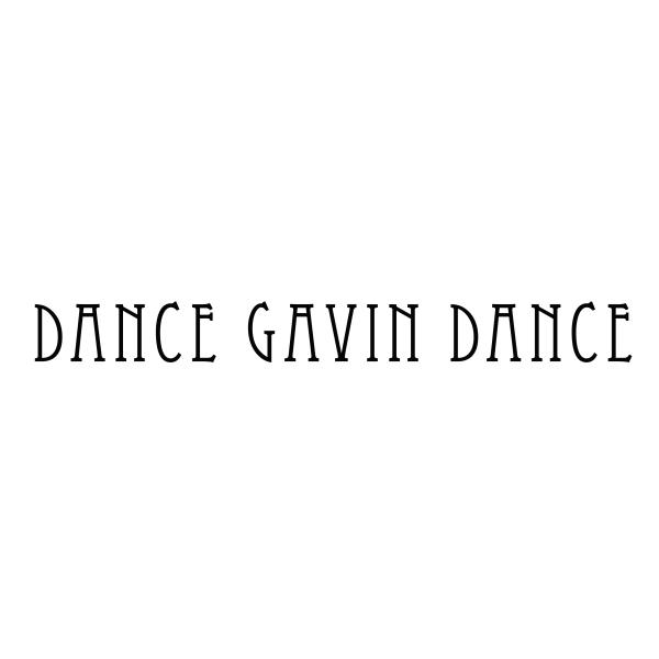Dance Gavin Dance music logo