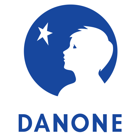 Logo Using Font Font Used For Danone Logo