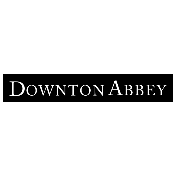 Downton Abbey tv logo