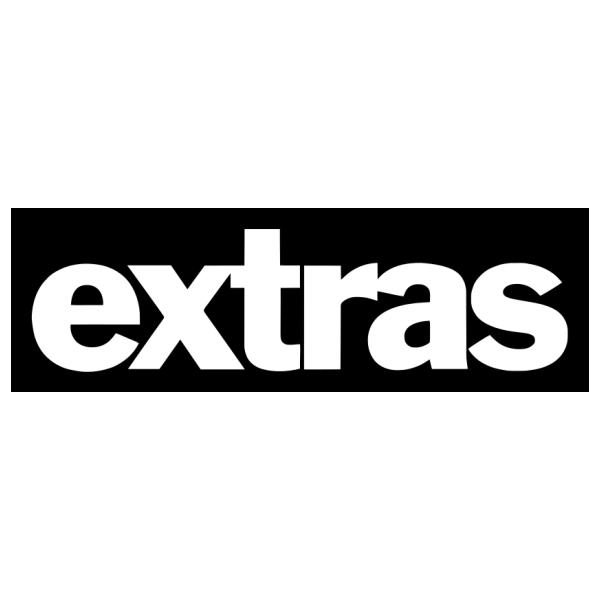 Extras tv logo