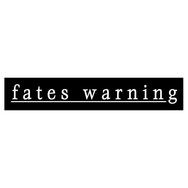 Fates Warning music logo