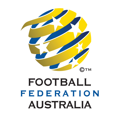 Football Federation Australia Logo Football Federation Australia