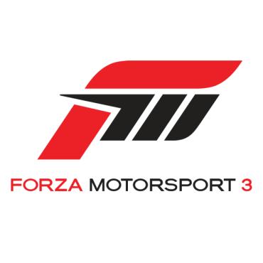 Forza Motorsport 3 logo