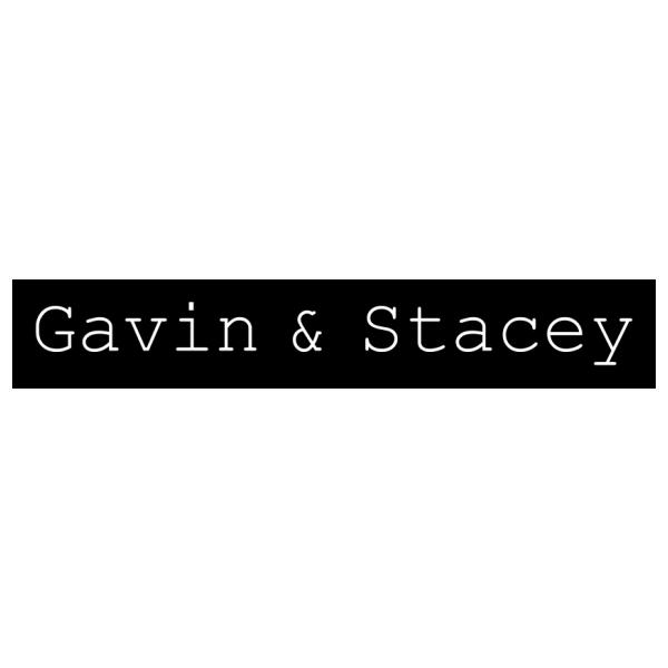 Gavin & Stacey tv logo