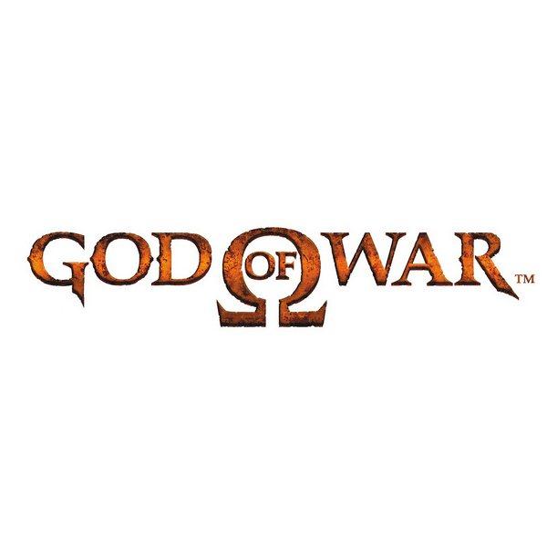 God of War font logo