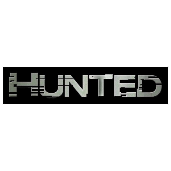 Hunted TV logo