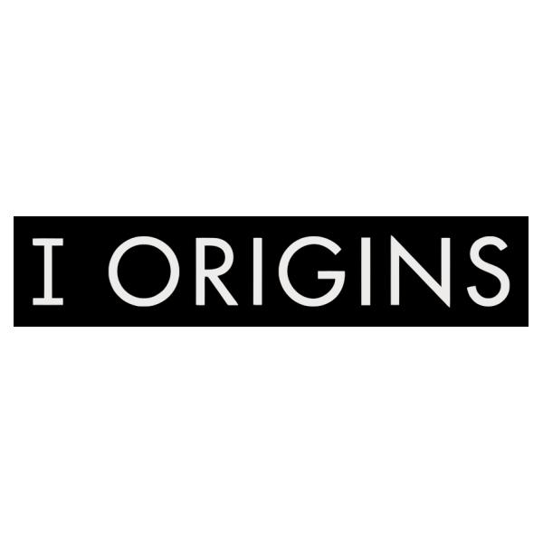 I Origins movie logo
