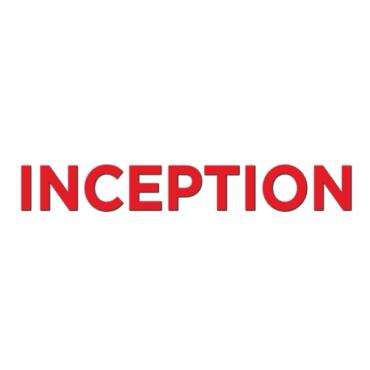 Inception movie logo