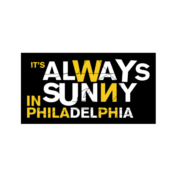 It's Always Sunny in Philadelphia tv logo