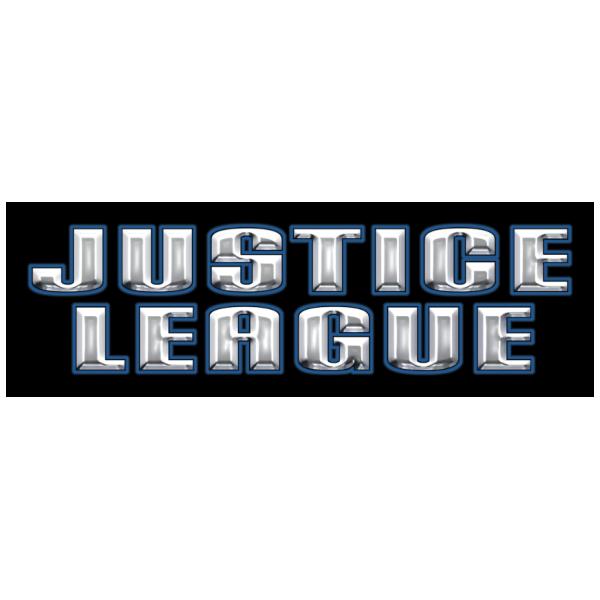 Justice League tv logo