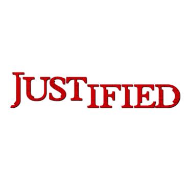 Justified tv logo