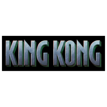 King Kong movie logo