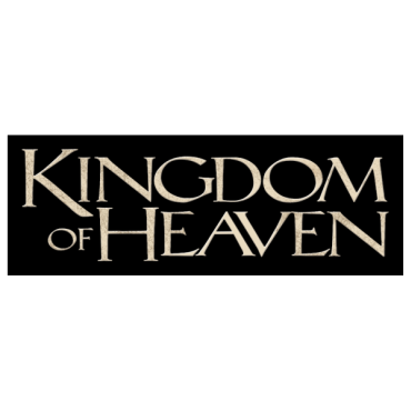 Kingdom of Heaven movie logo