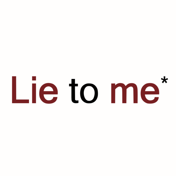 Lie to me TV Logo