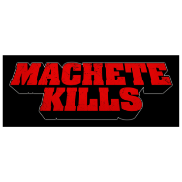 Machete Kills movie logo