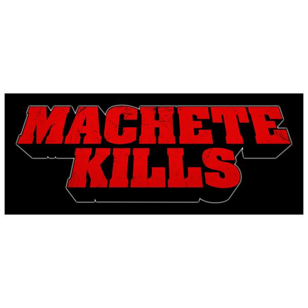 Machete Kills movie logo