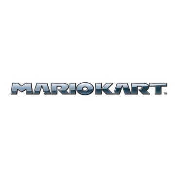 Mario Kart game logo