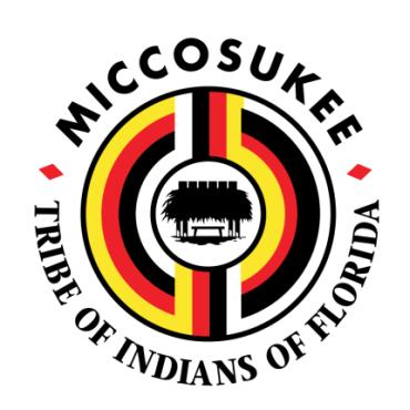 Miccosukee Tribe of Indians of Florida logo