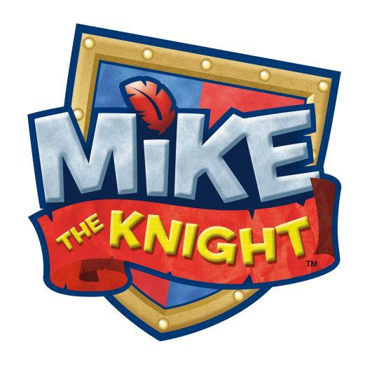 Mike the Knight tv logo