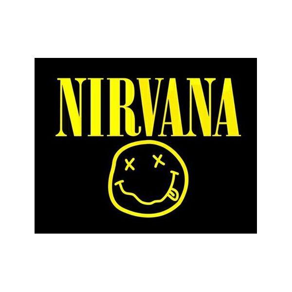 Nirvana music logo