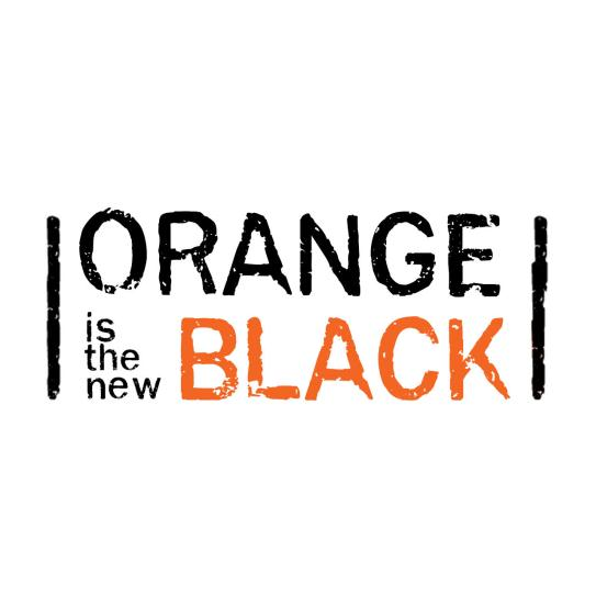 Orange is the new Black tv logo