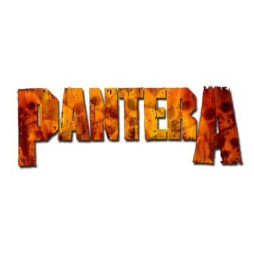 Pantera music logo