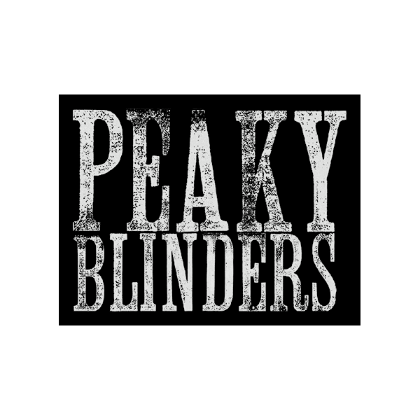 Peaky Blinders tv logo